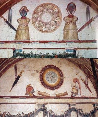 Вооружение македонян 3-2 в. до н.э.