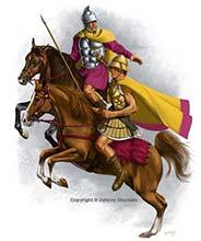 Македонские всадники