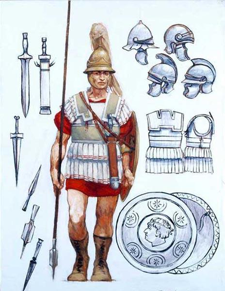Македонский фалангит
