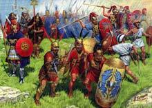 Наборы солдатиков для Пунических войн