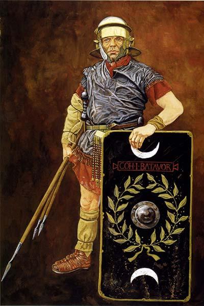 Воин батавских когорт