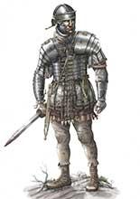 Легионер времен Дакийской войны