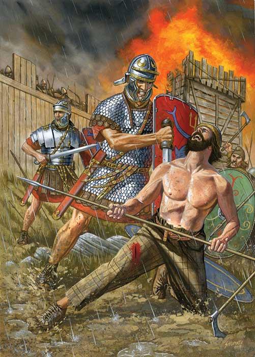 Легионеры Марка Аврелия
