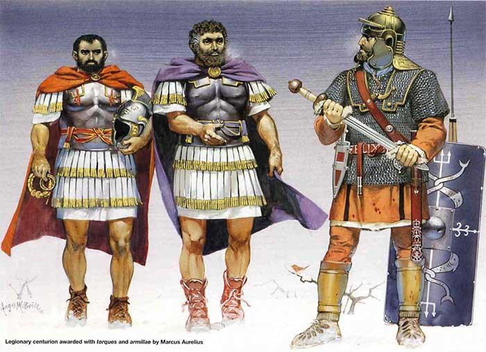 Марк Аврелий на берегу Дуная