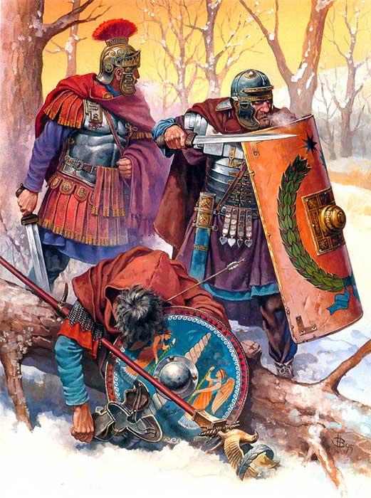 Римские войны 2 в.