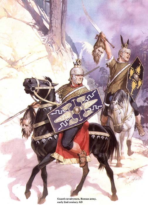 an analysis of the ancient roman army in the modern day europe Start studying chapter 6: world history ancient rome learn vocabulary similar to modern day athletic cleats a military unit of the ancient roman army.