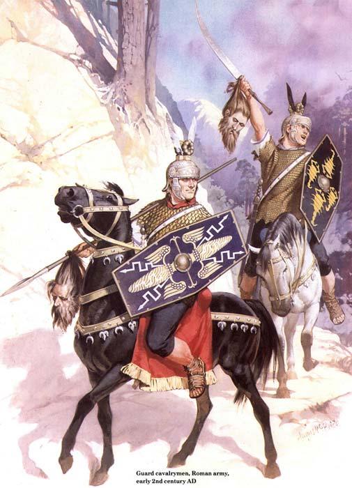 Преторианская конница 2 в.