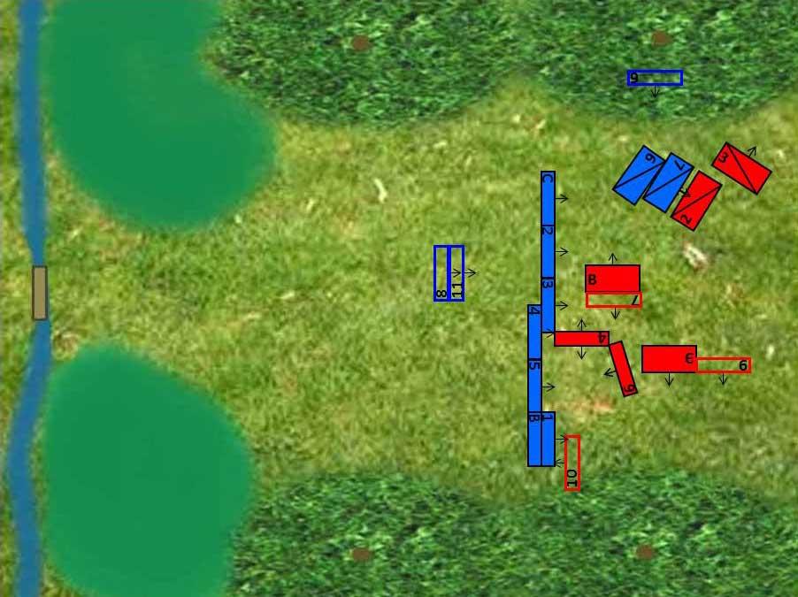 Варгейм - битва в Тевтобургском лесу