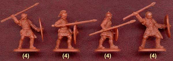 Наборы пехоты для римской армии 3 в.