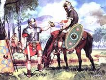 Римские воины времен принципата