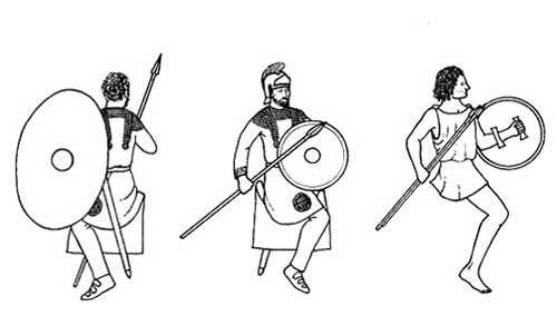 Легкая конница римской армии 3 в.