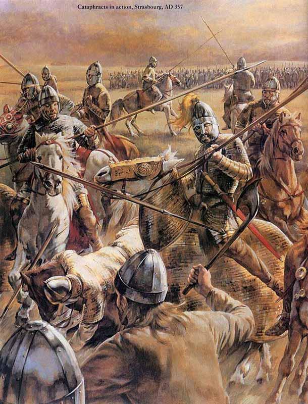 Битва при Аргенторате (Страсбурге)