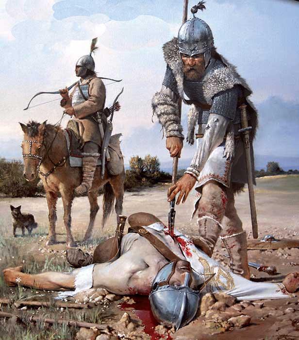 Битва на Каталаунских полях
