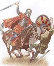 Рим против варваров