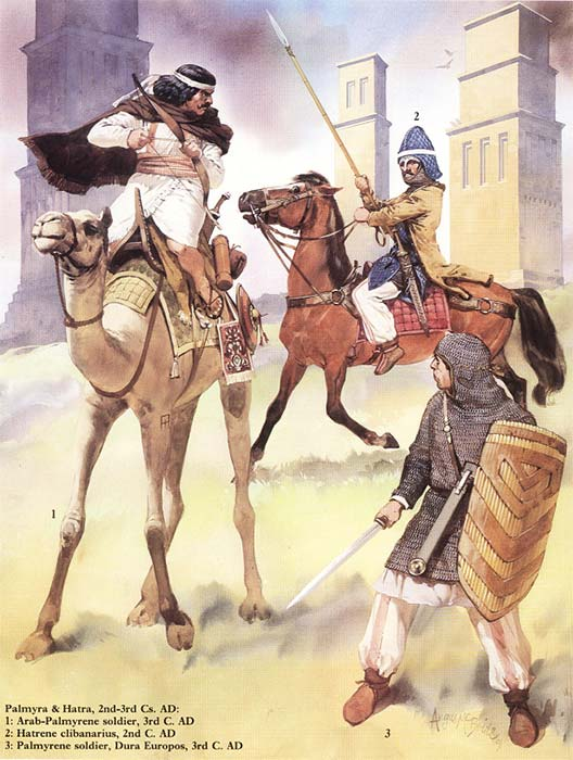 Воины Месопотамии