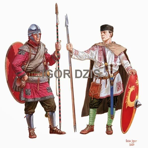 Римская пехота времен домината