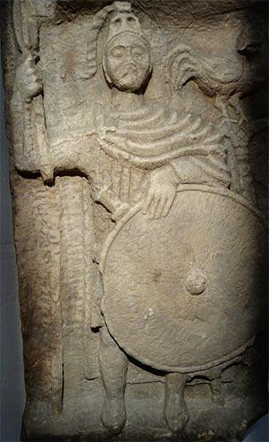 Надгробие Лепонция, 4 в.