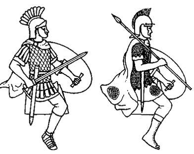 Римские всадники домината