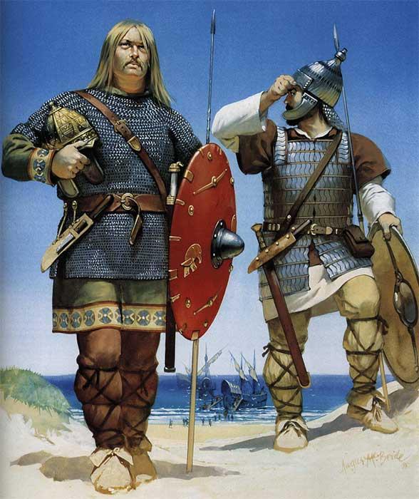 Вандал и алан в Северной Африке