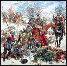 Польско-хохлятские войска