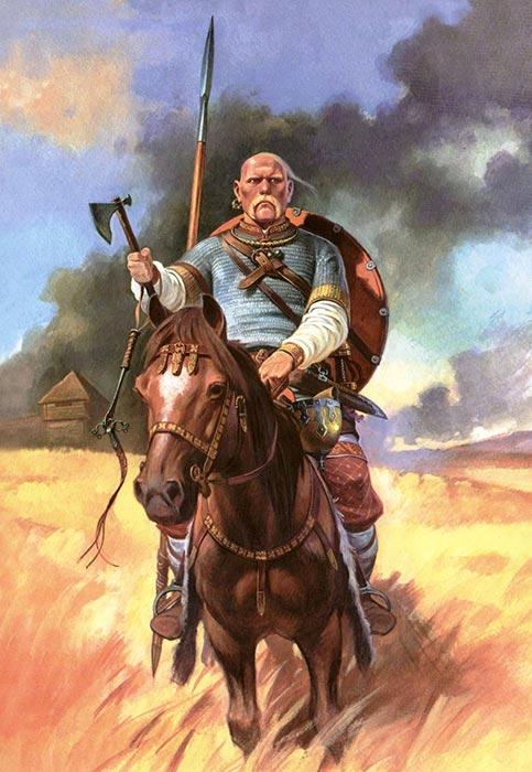 Святослав - князь русов