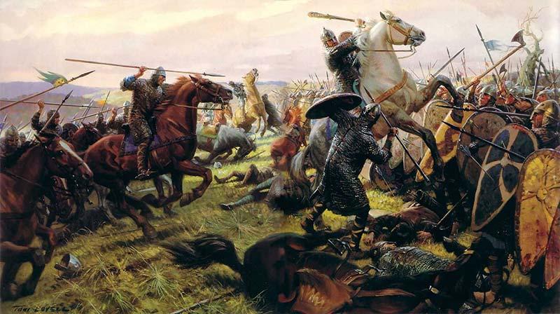 Битва при Гастингсе, 1066