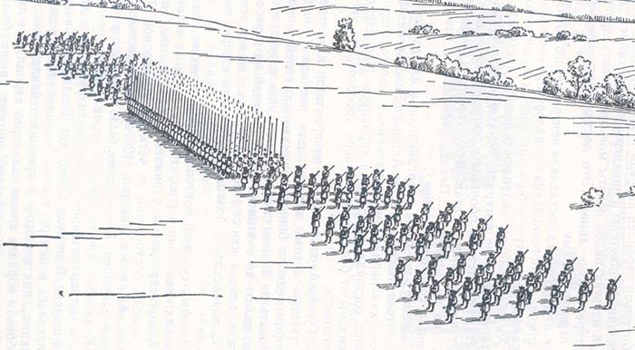 Батальон Тридцатилетней войны