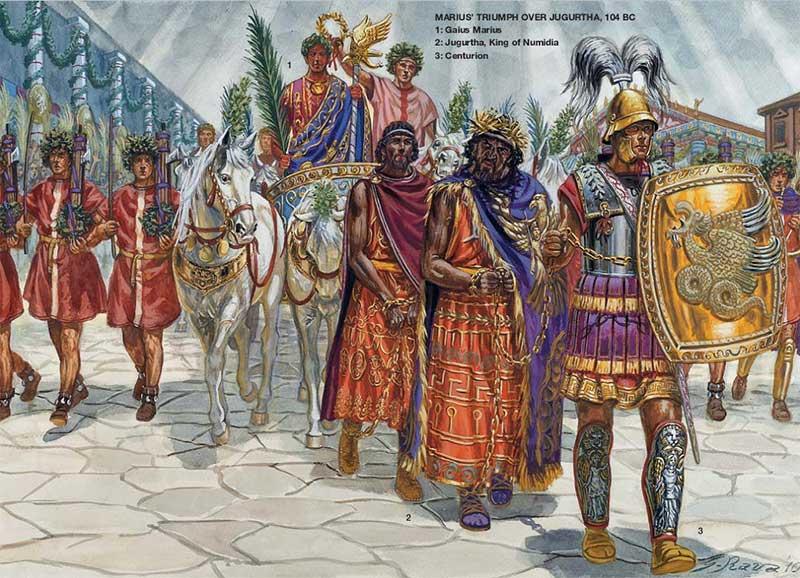 Триумф Гая Мария