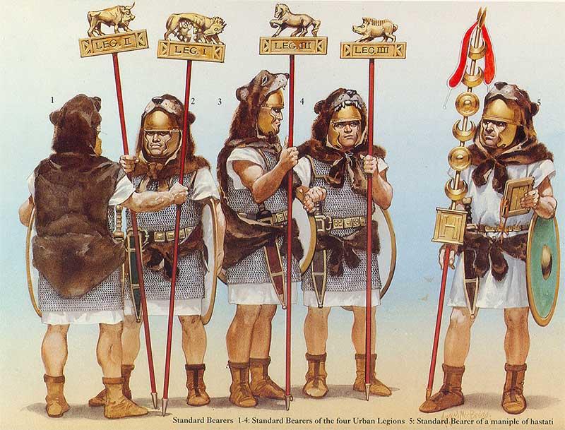 Сигниферы 2 в. до н.э.