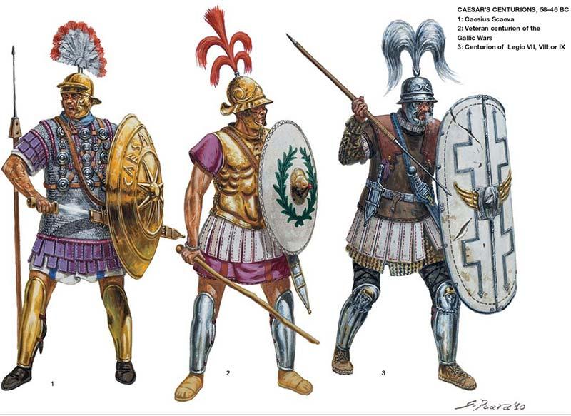Ветераны Цезаря