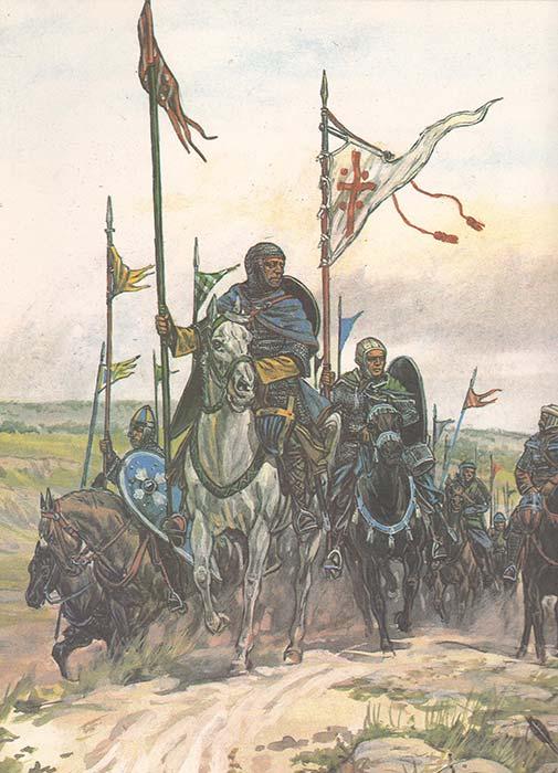 1 Крестовый поход