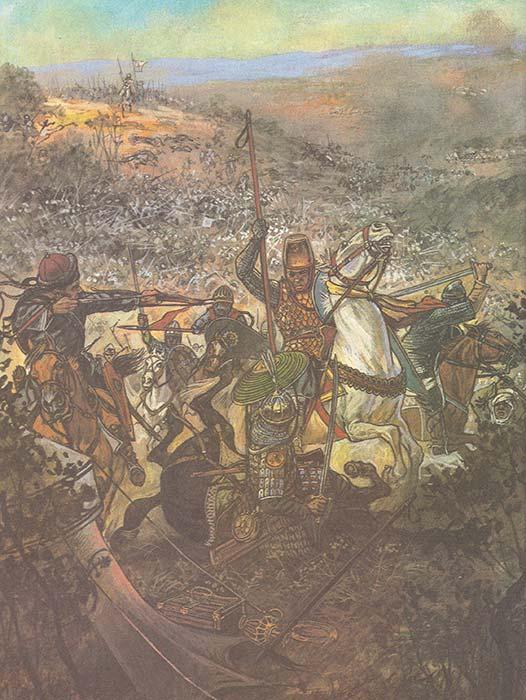Битва при Дорилее