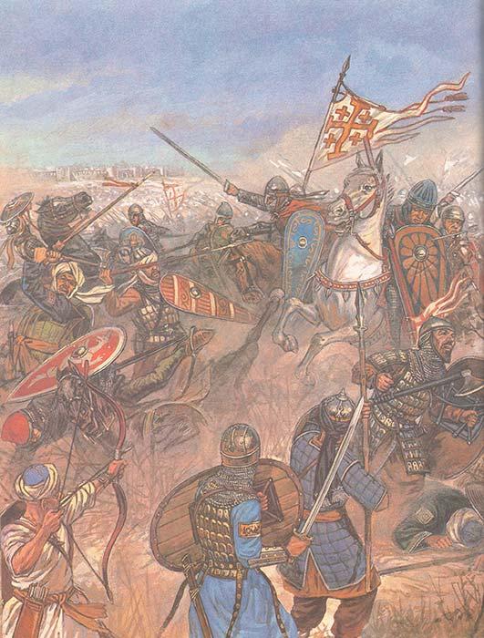 Битва при Аскалоне, 1099