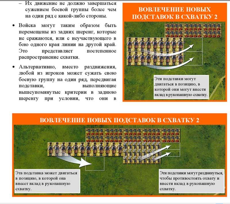 Выравнивание отрядов в Поле Славы