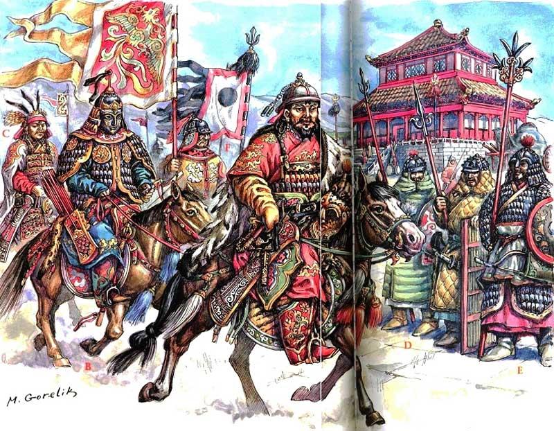 Великий хан Хубилай