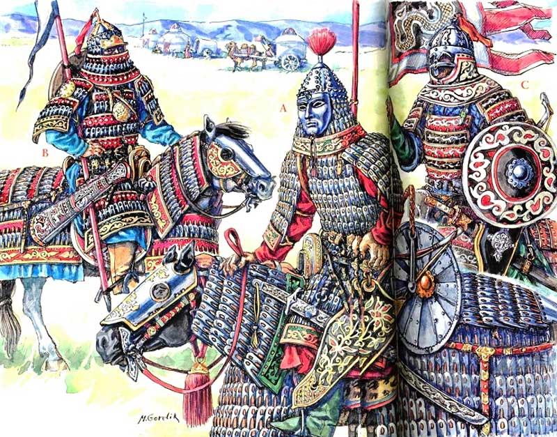 Монгольская гвардия